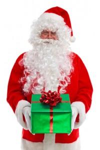 Nikolaus, Weihnachtsmann Rhein-Neckar buchen
